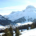 lech austria new view scenery 3