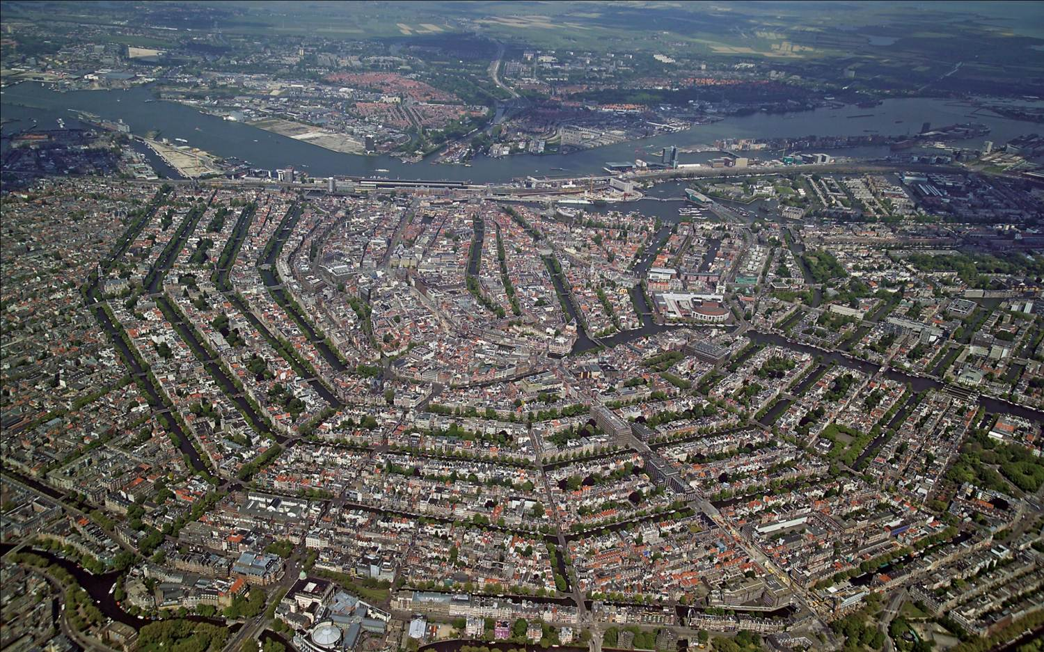amsterdam skyview new
