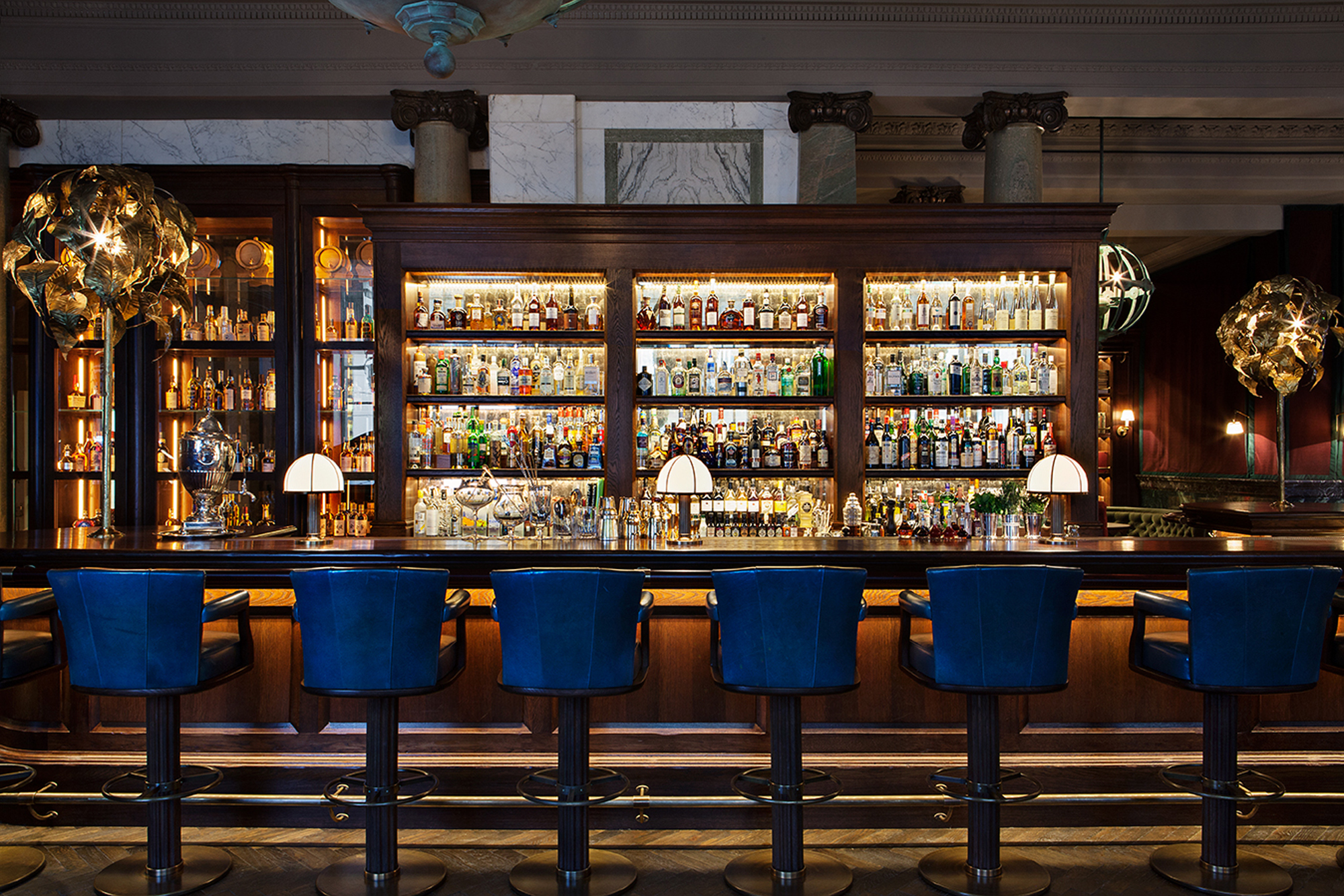 Image gallery luxury bar for Best modern hotels in london