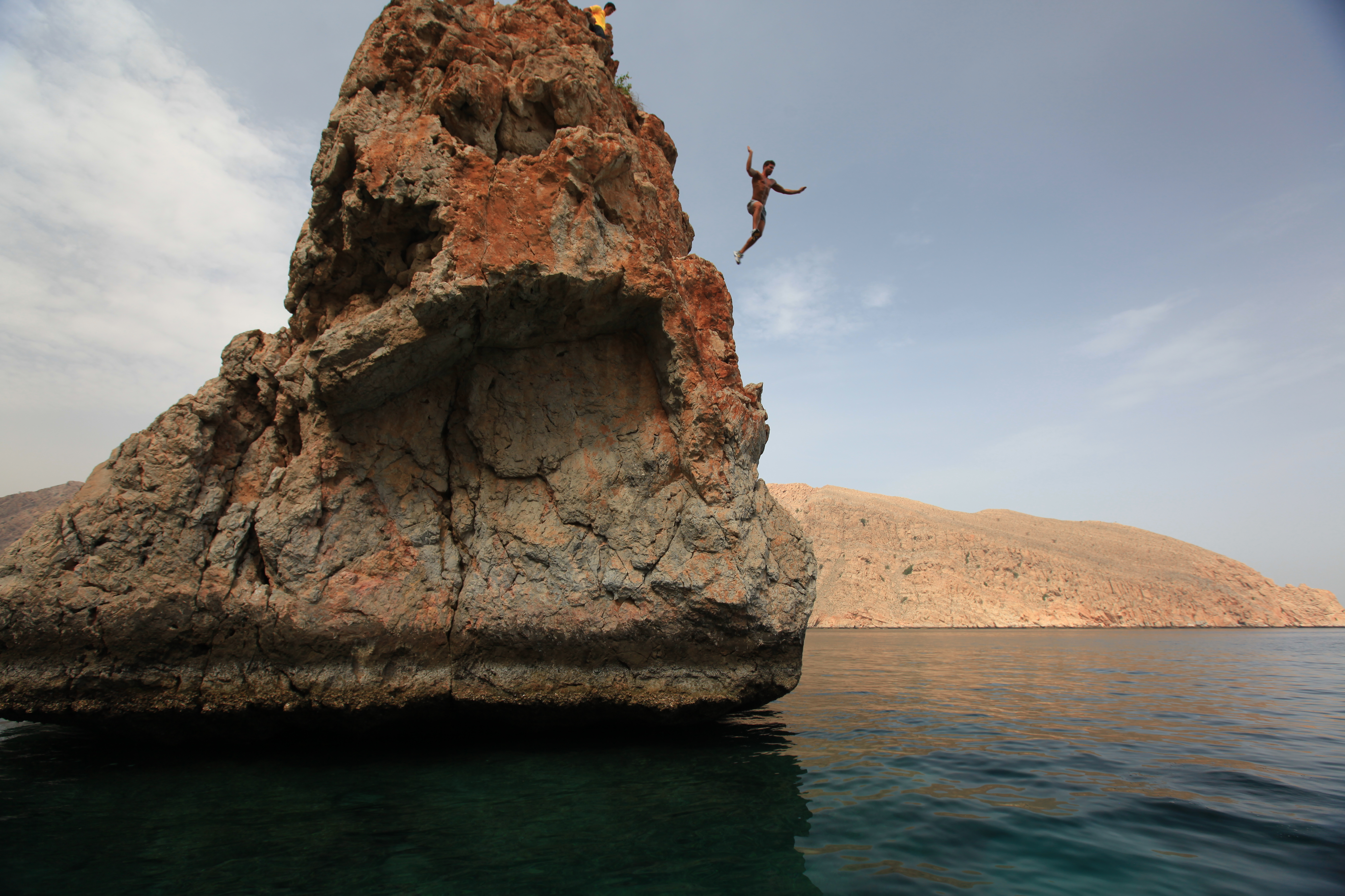 jump six senses zighy bay oman