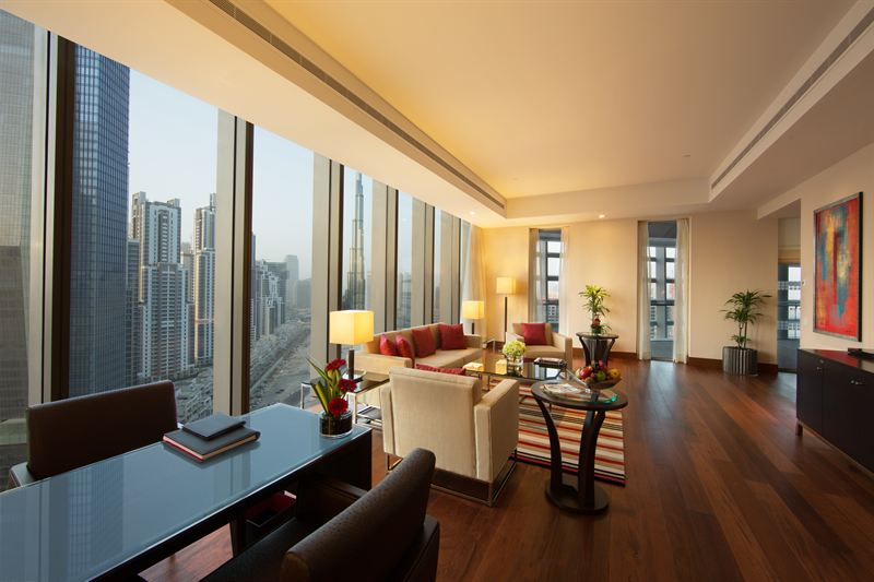 The Oberoi, Dubai announces the launch of Two-Bedroom Family Suites8