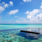 Spa pool at the Reethi Rah One and Only Resort in Maldives